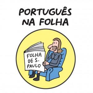 Português Na Folha 300x297 O dilema dos títulos jornalísticos