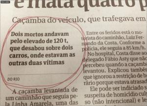 mortos vivos impresso 300x216 O dilema dos títulos jornalísticos